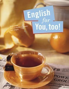 English for you, too!: Book 1