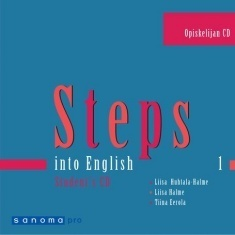 Steps into English 1: opiskelijan CD