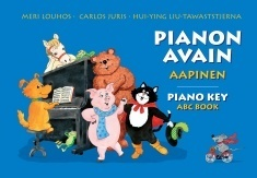 Pianon avain - Piano Key aapinen