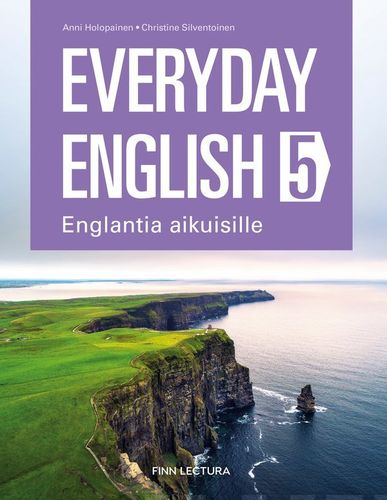 Everyday English 5: Englantia aikuisille