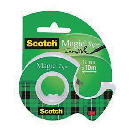 Scotch Magic teippi katkojalla 12 mm x 10 m